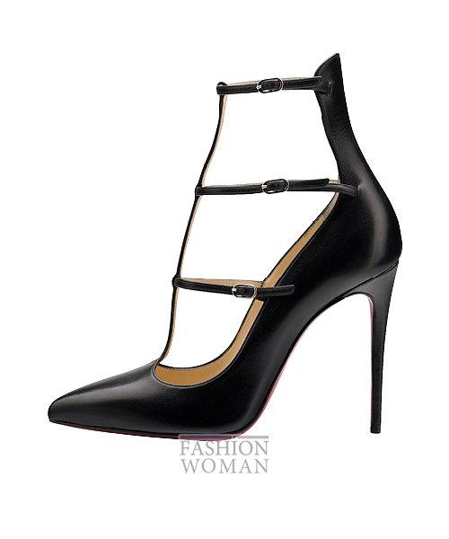 Обувь Christian Louboutin осень-зима 2015-2016 фото №28