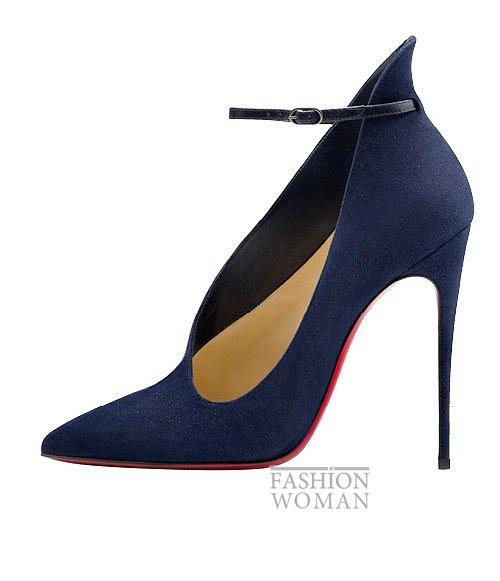 Обувь Christian Louboutin осень-зима 2015-2016 фото №30