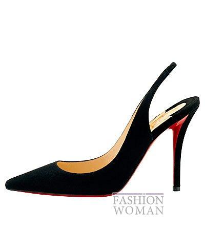 Женская обувь Christian Louboutin весна-лето 2014 фото №9