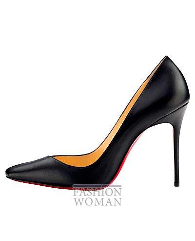Женская обувь Christian Louboutin весна-лето 2014 фото №19