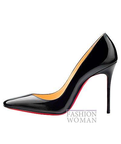 Женская обувь Christian Louboutin весна-лето 2014 фото №20