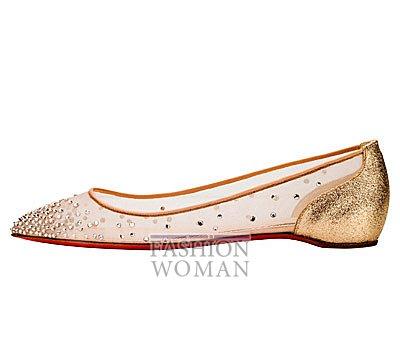 Женская обувь Christian Louboutin весна-лето 2014 фото №28