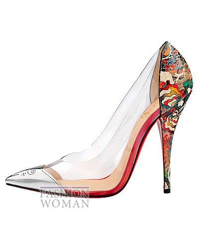 Женская обувь Christian Louboutin весна-лето 2014 фото №40