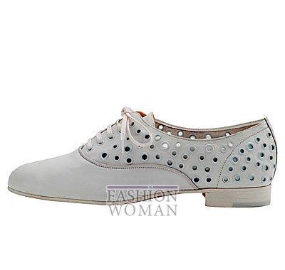 Женская обувь Christian Louboutin весна-лето 2014 фото №50
