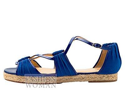 Женская обувь Christian Louboutin весна-лето 2014 фото №51