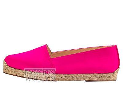 Женская обувь Christian Louboutin весна-лето 2014 фото №53