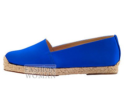 Женская обувь Christian Louboutin весна-лето 2014 фото №54