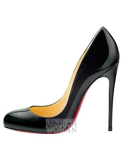 Женская обувь Christian Louboutin весна-лето 2014 фото №66