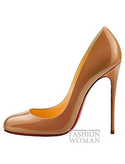 Женская обувь Christian Louboutin весна-лето 2014 фото №68
