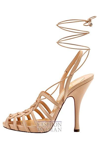 Женская обувь Christian Louboutin весна-лето 2014 фото №70