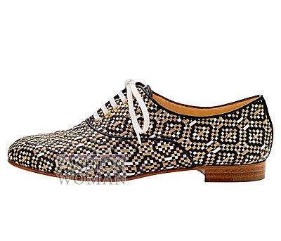 Женская обувь Christian Louboutin весна-лето 2014 фото №72
