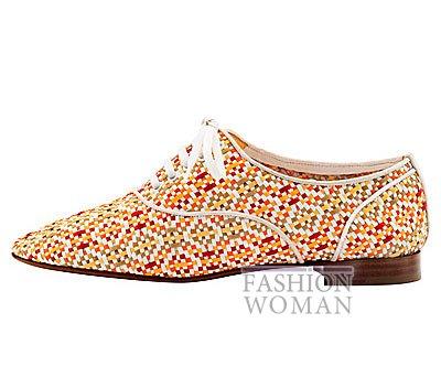 Женская обувь Christian Louboutin весна-лето 2014 фото №73