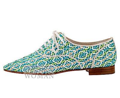 Женская обувь Christian Louboutin весна-лето 2014 фото №74