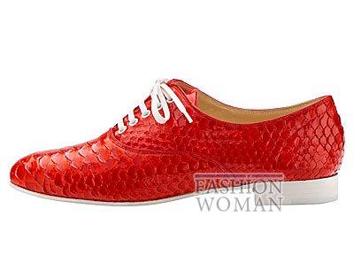 Женская обувь Christian Louboutin весна-лето 2014 фото №75