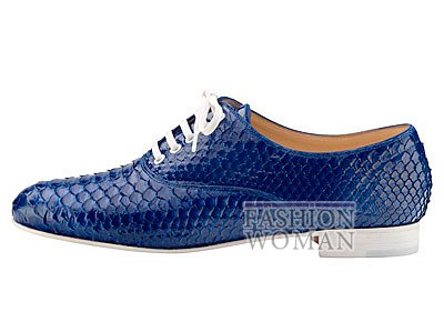 Женская обувь Christian Louboutin весна-лето 2014 фото №76