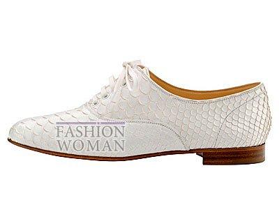 Женская обувь Christian Louboutin весна-лето 2014 фото №77