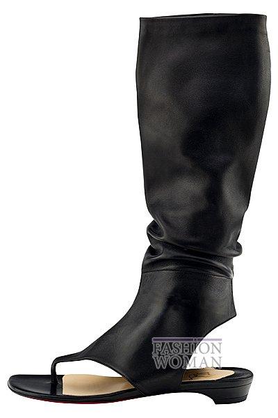 Женская обувь Christian Louboutin весна-лето 2014 фото №78