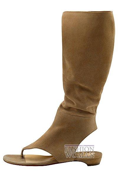 Женская обувь Christian Louboutin весна-лето 2014 фото №79