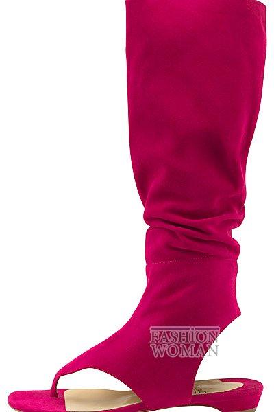 Женская обувь Christian Louboutin весна-лето 2014 фото №80