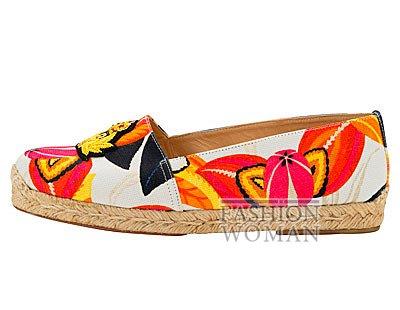 Женская обувь Christian Louboutin весна-лето 2014 фото №81