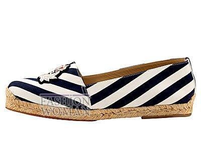 Женская обувь Christian Louboutin весна-лето 2014 фото №82