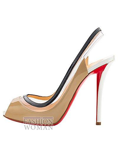 Женская обувь Christian Louboutin весна-лето 2014 фото №88