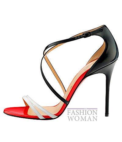 Женская обувь Christian Louboutin весна-лето 2014 фото №89