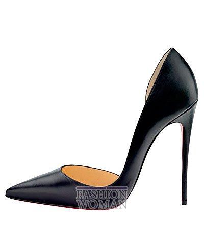 Женская обувь Christian Louboutin весна-лето 2014 фото №96