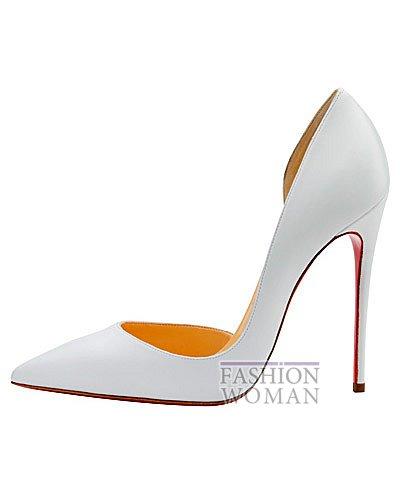 Женская обувь Christian Louboutin весна-лето 2014 фото №97