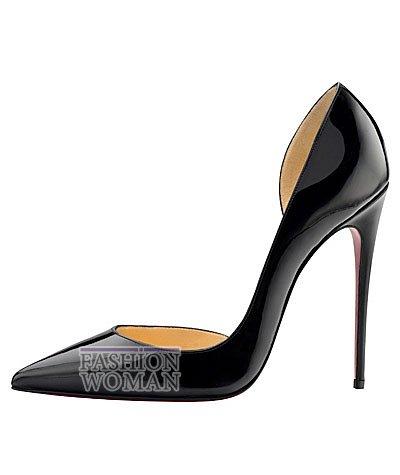 Женская обувь Christian Louboutin весна-лето 2014 фото №98