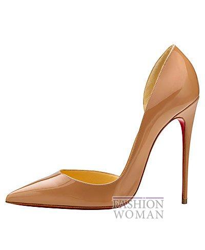 Женская обувь Christian Louboutin весна-лето 2014 фото №99