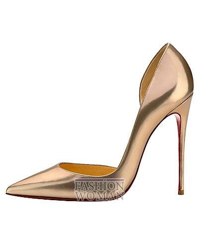 Женская обувь Christian Louboutin весна-лето 2014 фото №100
