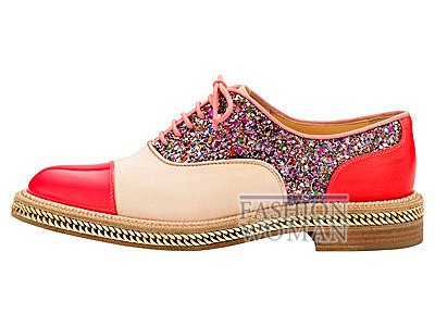 Женская обувь Christian Louboutin весна-лето 2014 фото №107