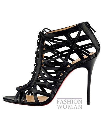 Женская обувь Christian Louboutin весна-лето 2014 фото №108
