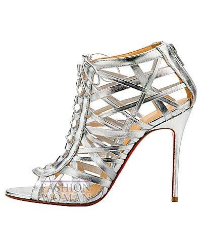 Женская обувь Christian Louboutin весна-лето 2014 фото №109