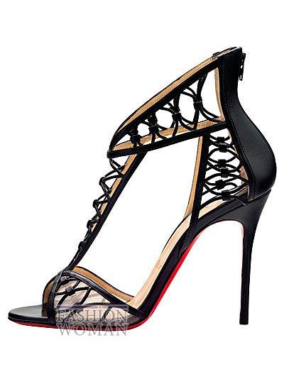 Женская обувь Christian Louboutin весна-лето 2014 фото №118