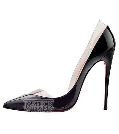 Женская обувь Christian Louboutin весна-лето 2014 фото №124