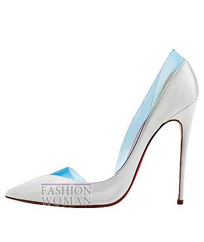 Женская обувь Christian Louboutin весна-лето 2014 фото №125