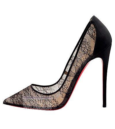 Женская обувь Christian Louboutin весна-лето 2014 фото №140