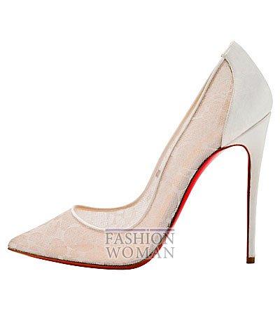 Женская обувь Christian Louboutin весна-лето 2014 фото №141