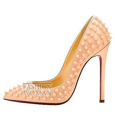 Женская обувь Christian Louboutin весна-лето 2014 фото №148