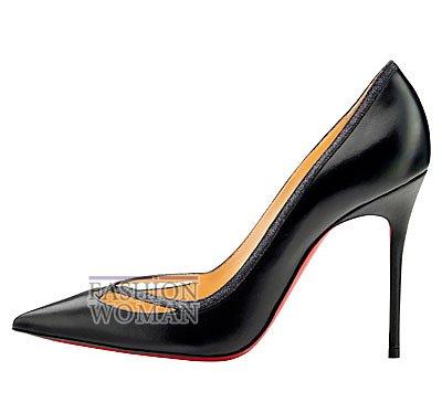 Женская обувь Christian Louboutin весна-лето 2014 фото №151