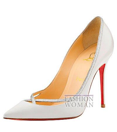 Женская обувь Christian Louboutin весна-лето 2014 фото №153