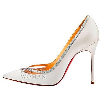 Женская обувь Christian Louboutin весна-лето 2014 фото №154