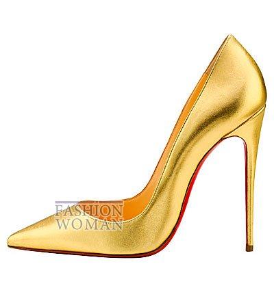 Женская обувь Christian Louboutin весна-лето 2014 фото №161