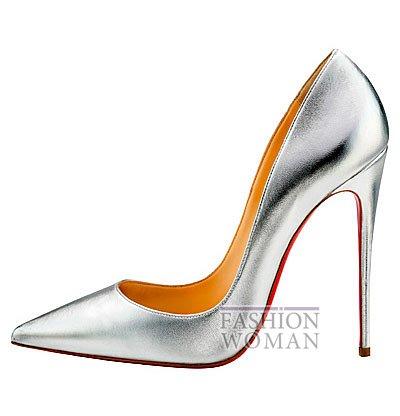 Женская обувь Christian Louboutin весна-лето 2014 фото №162
