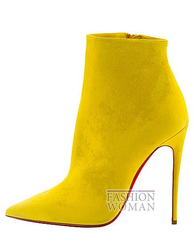 Женская обувь Christian Louboutin весна-лето 2014 фото №169