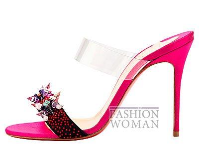 Женская обувь Christian Louboutin весна-лето 2014 фото №173