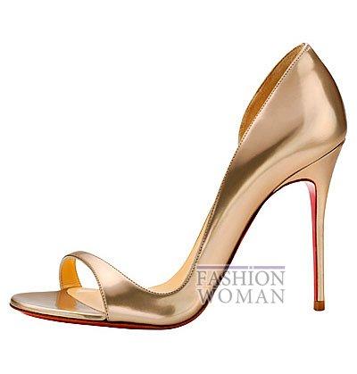 Женская обувь Christian Louboutin весна-лето 2014 фото №174