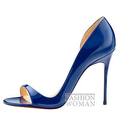 Женская обувь Christian Louboutin весна-лето 2014 фото №177